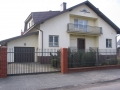 2 domy Warszawa Wawer