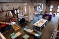 Nowczesne biuro, Showroom Cobu Design