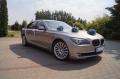 BMW 740 D XDRIVE wynajmę Ślub , Film , Reklama