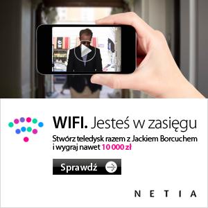 wifi - jesteś w zasięgu